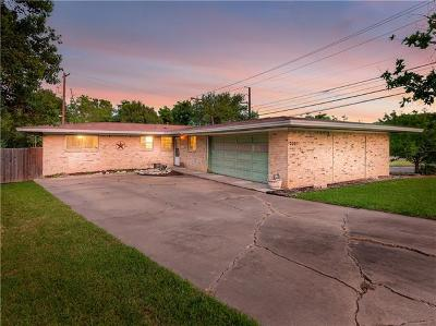 Austin Single Family Home For Sale: 5701 Louise Ln