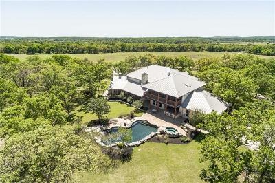 Dripping Springs Single Family Home For Sale: 1610 Creek Rd