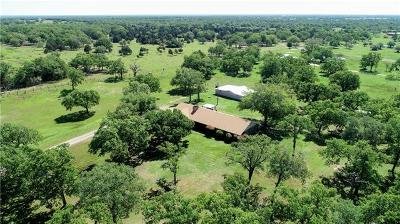 Giddings Single Family Home For Sale: 1418 County Road 138