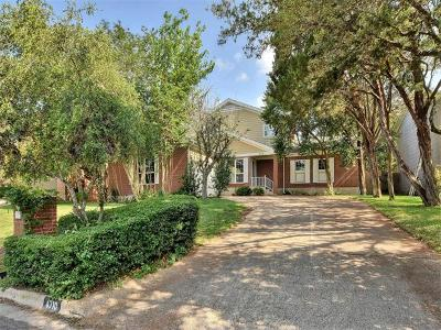 Travis County Single Family Home Pending - Taking Backups: 4710 Palisade Dr