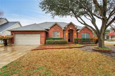 Austin Single Family Home For Sale: 11400 Carnelian Dr