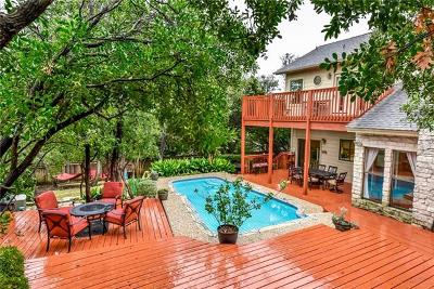 Austin Single Family Home For Sale: 3918 Dry Creek