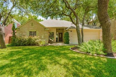 Travis County, Williamson County Single Family Home For Sale: 11037 Crossland Dr