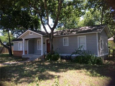 Single Family Home Pending - Taking Backups: 2010 Palo Duro Rd