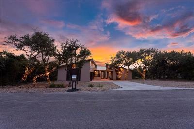 Lago Vista Single Family Home For Sale: 3002 Newton Dr