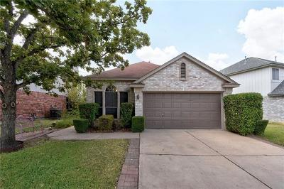 Leander Single Family Home For Sale: 903 Luke Ln