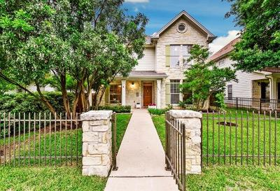 Austin Single Family Home For Sale: 4410 Maybelle Ave
