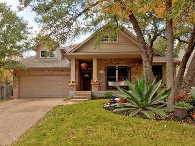 Hays County, Travis County, Williamson County Single Family Home For Sale: 5625 Hero Dr