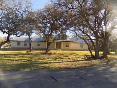 Georgetown Single Family Home For Sale: 101 Oak Ridge Cir