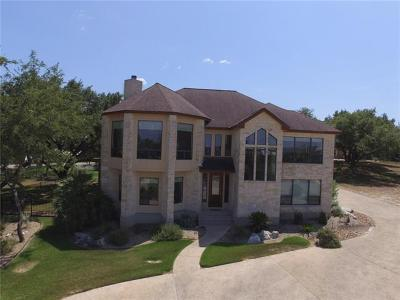 Canyon Lake Single Family Home For Sale: 1185 Kings Point Dr