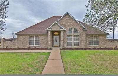 Lockhart Single Family Home For Sale: 1514 Sunrise Terrace