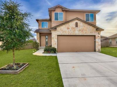 San Marcos Single Family Home For Sale: 110 Brazoria Trl