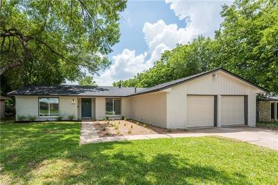 Single Family Home Pending - Taking Backups: 3013 Val Dr