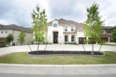 Leander Single Family Home For Sale: 2305 Milan Meadows Dr