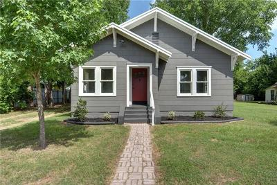 Smithville Single Family Home For Sale: 303 Turney St