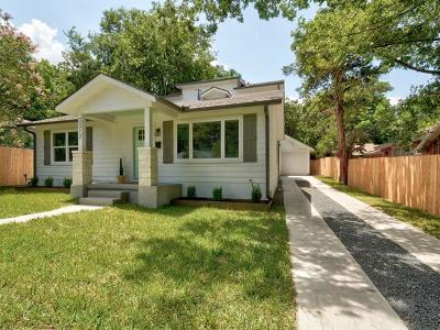 Single Family Home For Sale: 3312 Cherrywood Rd