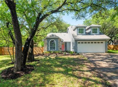Austin Single Family Home For Sale: 6305 Weeks Cv