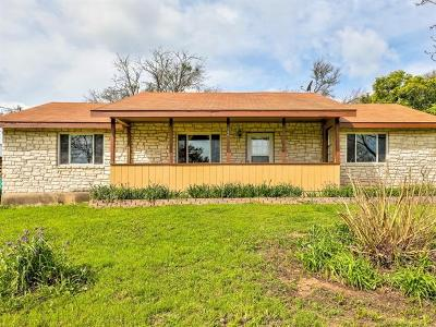 Cedar Creek TX Single Family Home For Sale: $179,997