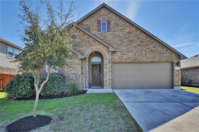 Hutto Single Family Home Pending - Taking Backups: 1210 Rhonda Cv