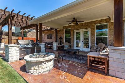 Round Rock Single Family Home Pending - Taking Backups: 2620 Los Alamos Pass