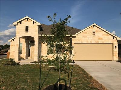 Round Rock Single Family Home Coming Soon: 1959 Mexia Dr