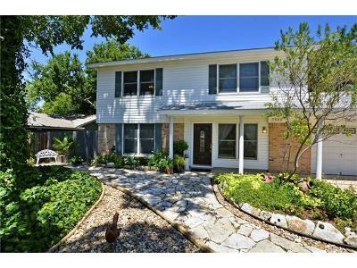 Austin Single Family Home For Sale: 7506 Silvercrest Dr