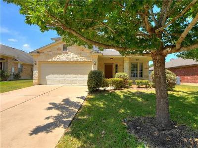 Buda Single Family Home For Sale: 610 Cullen Blvd