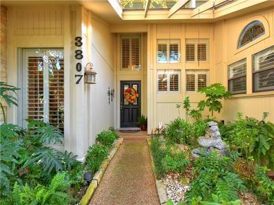 Single Family Home Pending - Taking Backups: 3807 Woodbrook Cir