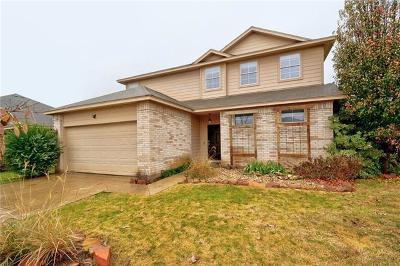 Hays County, Travis County, Williamson County Single Family Home For Sale: 11804 Dave Silk Dr