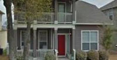 Cedar Park Single Family Home Pending - Taking Backups: 1217 Peyton Pl