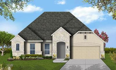 Leander Single Family Home Active Contingent: 2428 Carretera Dr