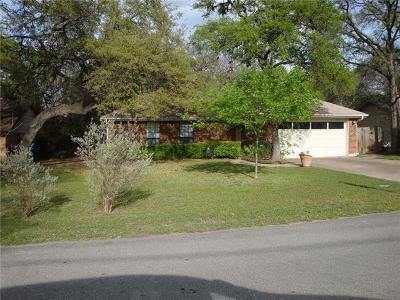 Cedar Park Single Family Home For Sale: 2110 W Riviera Dr