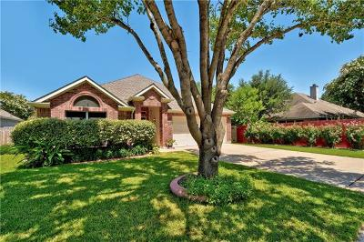 Austin Single Family Home For Sale: 11009 Jockey Bluff Dr