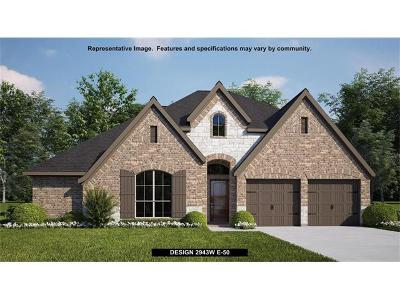 Georgetown Single Family Home For Sale: 2025 Limestone Lake Dr