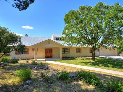 Single Family Home For Sale: 344 Cypress Creek Ln