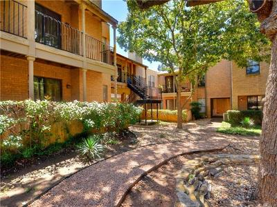 Austin Condo/Townhouse For Sale: 611 E 45th St #7