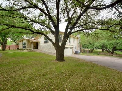Round Rock Single Family Home For Sale: 1012 Brushy Bend Dr