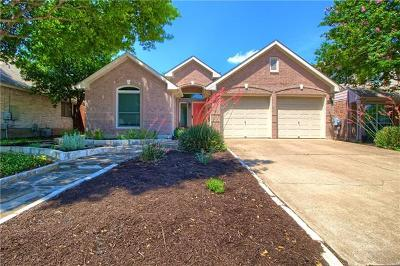 Austin Single Family Home For Sale: 15013 Babbling Brook Dr