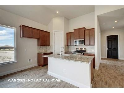 Lago Vista Single Family Home For Sale: 4035 Outpost Trce