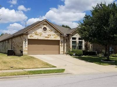 Cedar Park Single Family Home For Sale: 511 Rolling Brook Ln