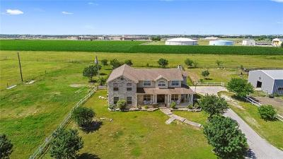 Pflugerville Single Family Home For Sale: 6001 Jesse Bohls Dr