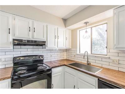 Bastrop Single Family Home Pending - Taking Backups: 136 Shadow Oak Dr
