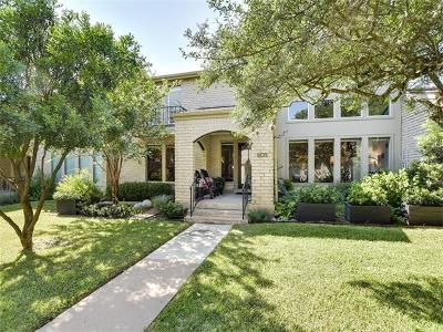 Travis County Condo/Townhouse For Sale: 8105 Middle Ct