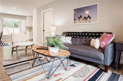 Austin Single Family Home For Sale: 5108 Lansing Dr