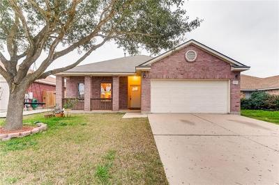 Elgin Single Family Home For Sale: 203 Cavalry Trl