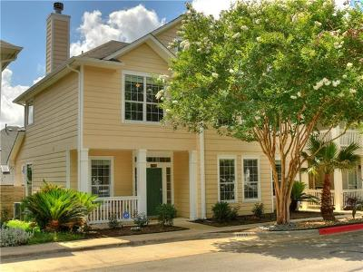 Hays County, Travis County, Williamson County Single Family Home For Sale: 2720 Kinney Oaks Ct