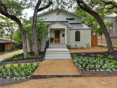 Hays County, Travis County, Williamson County Single Family Home For Sale: 1104 Mission Rdg