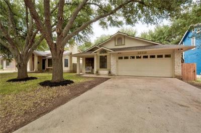 Austin Single Family Home Pending - Taking Backups: 10410 Bilbrook Pl