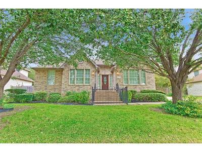 Single Family Home For Sale: 8024 Bottlebrush Dr