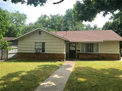 Travis County Single Family Home Pending - Taking Backups: 2111 Westover Rd